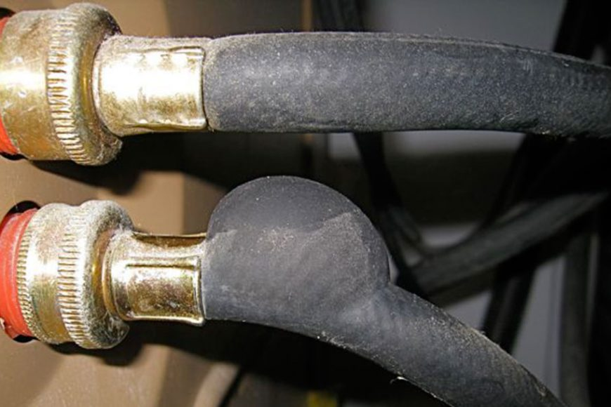 Rubber Washer Hoses